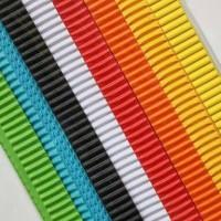 KoKoRu Ichi Panjang / Stripe / Color Corrugated Paper
