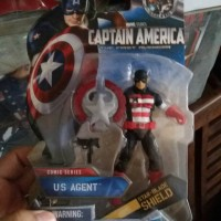 Marvel Universe U.S Agent