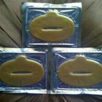 Masker Bibir / Gold Collagen Lips Mask