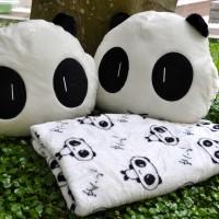 Jual Bantal Selimut (BALMUT) Panda Murah