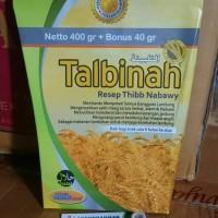 Jual Talbinah | Resep Thibb Nabawy 400 gr + 40 gr | Tepung Gandum Murah