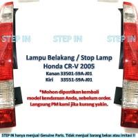 Stop Lamp / Lampu Belakang HONDA CRV 2005 Genuine Baru Asli CR-V