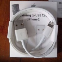 Kabel Data Iphone5 Original 100%