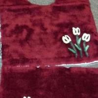 harga Bathroom Set 3 Pcs - Bm012 Tokopedia.com