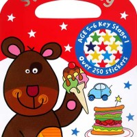 Storytelling 1st Class With Over 250 Stickers (age 5-6y)