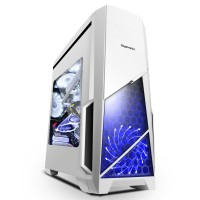 SEGOTEP GAMING CASE SPRINT WHITE