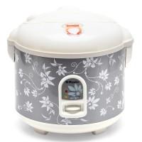 Miyako MCM528 Rice Cooker - Penanak Nasi - 1.8 L - Abu-abu