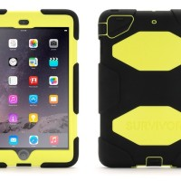 Griffin Survivor iPad Mini 4 Aksesoris Case/Casing Tahan Banting otter