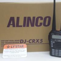 HT Alinco DJ-CRX5 (Dual Band)