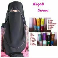 Cadar Niqab Purdah Poni