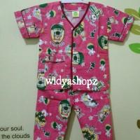 Baju tidur (piyama, setelan, anak laki2/perempuan)