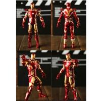 Mainan Anak Action Figure Avenger / Marvels - IRONMAN FIGURE MARK 43
