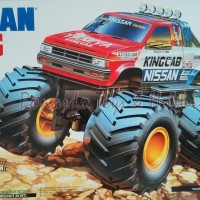Tamiya #17007 - NISSAN KING CAB Jr. (Mini 4WD)