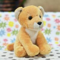 Boneka Singa High Quality Doll Lion Import