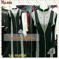 Jual Baju Gamis Pesta Tajmahal | Gaun-hitam-eksclusive-jumbo-besar-busui Murah