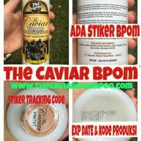 THE CAVIAR SHAMPO BPOM / SHAMPO KUDA / SHAMPOO CAVIAR
