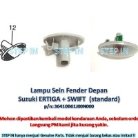 Lampu Sen Samping / Sein Fender Depan SUZUKI ERTIGA STD genuine baru