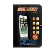 Silver Tempered Glass Oppo Joy/joy Plus Screen Protector 9h
