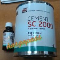 rema tiptop cement sc2000,lem karet