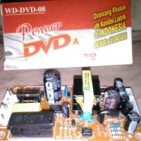 Power DVD Kit Power Supply SMPS / Regulator DVD Power A Multi