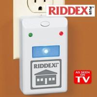 Jual Riddex - Pest Reppeling Aid - Pengusir Kecoak Tikus laba-laba Murah