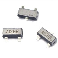 SI2301 S12301 A1SHB 20V 2.8A P-Channel Mosfet Diode SOT-23 AD01