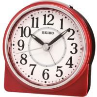 SEIKO ALARM QHE137 Quiet Sweep Snooze Beep Clock Jam Beker
