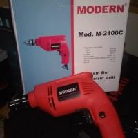Mesin Rotary Drill / Boor / Bor Listrik 10 Mm Modern M-2100 C Original