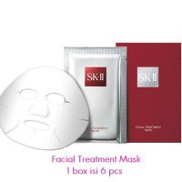 SK-II Facial Treatment MASK Box Isi 6