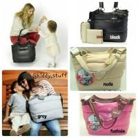 Babymel Camden Carryall Diaper Bag