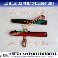 Led / Lampu Reflektor Bumper Belakang Mobil Daihatsu New Terios