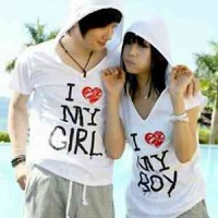 Couple Love Boy and Girl