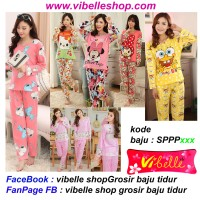 SPPPxxx - Vibelle shop grosir baju tidur piyama baby doll daster murah