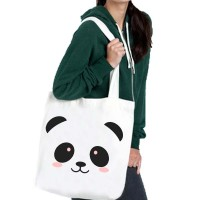 harga Sz Graphics/lovely Panda/tote Bag/tas Wanita/fashion Bag Tokopedia.com