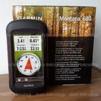 PROMO Gps Garmin Montana 680