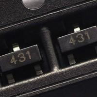 SMD Diode TL 431 TL431 TL431A Programmable Shunt Regulator SOT23 AD05