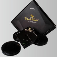 Black Walet Facial Soap (Sabun Air Liur Walet)