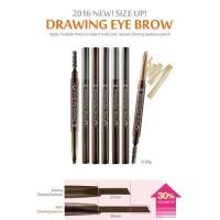 [Etude House] Drawing Eye Brow NEW 30% LONGER