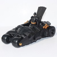 Action Figure, Kado / Hadiah Ulang Tahun, BATMOBILE WITH BATMAN FIGURE