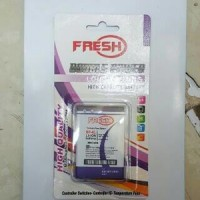 harga Battery/baterai/batre Fresh Double Power 3000mah Bb9360 Em-1 Apollo Tokopedia.com
