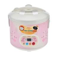 Maspion MRJ-2018C Rice Cooker 2 L (Pink)
