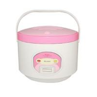 Maspion MRJ-0628 Rice Com 0.8 Liter (Putih / Pink)