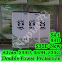 BATERAI ADVAN VANDROID S35D NEW S4i S3D S35H S35G DOUBLE POWER