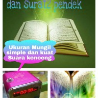 Speaker Digital Audio Al-Qur'an Edisi Anak Grosiran