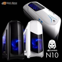 Casing Gaming N10 Digital Alliance White