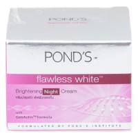 PONDS FLAWLESS WHITE NIGHT CREAM 10gr