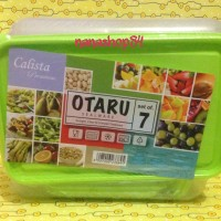 Jual Toples Calista Premium Otaru (1set 14pcs toples) Murah