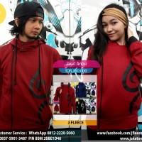 Jaket Couple Pasangan Anbu Squad Elite Naruto