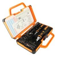 Perkakas Jakemy Obeng Magnet 69 In 1 Profesional Tool Screwdriver Set