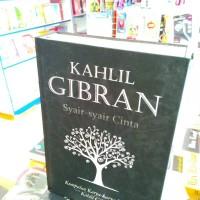 KAHLIL GIBRAN; Syair-syair Cinta (Hardcover Version)